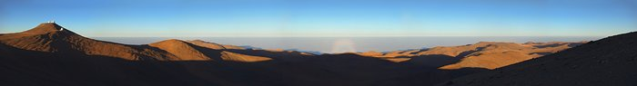 Paranal's landscape