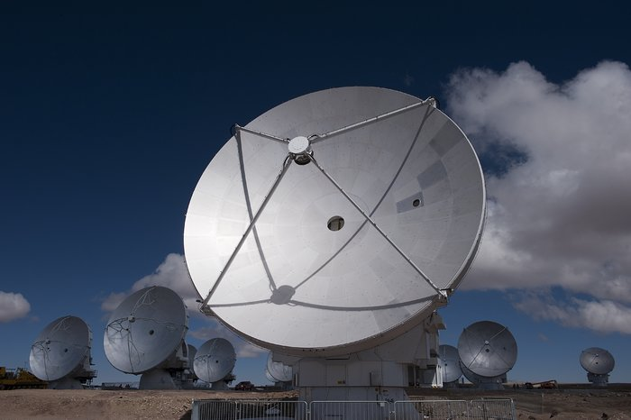 European antenna
