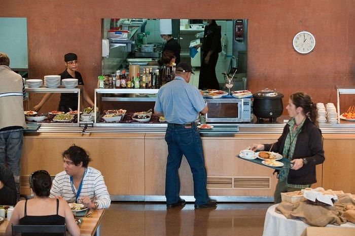 Residencia canteen