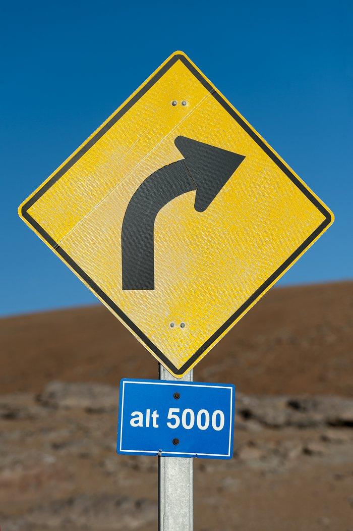 Altitude 5000m