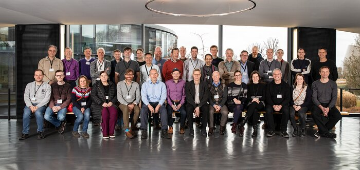 METIS Progress and Consortium meeting