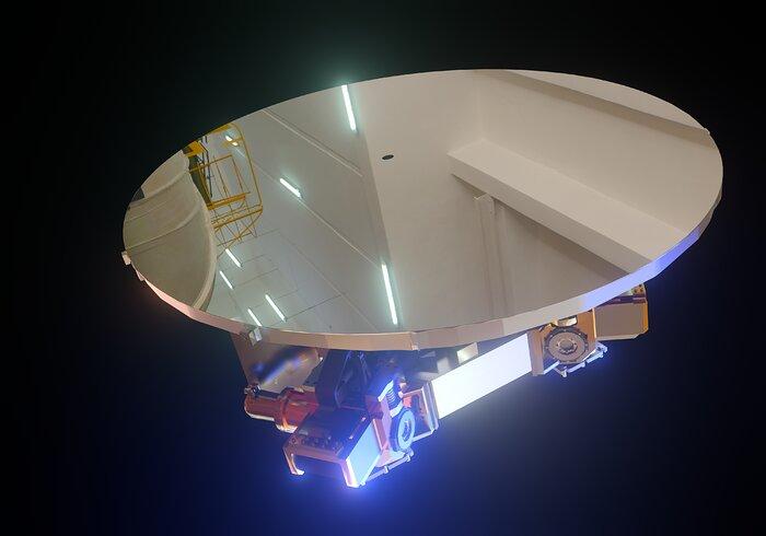 ELT M5 mirror  (artist's impression)