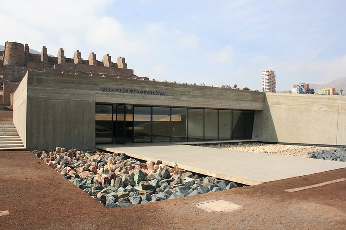 The Museum of the Atacama Desert