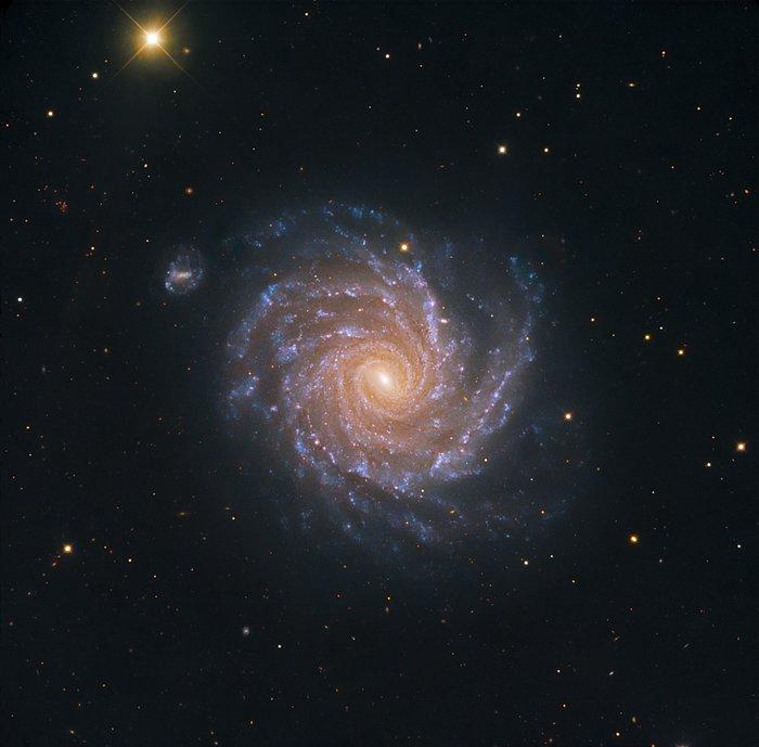 Galaktika Spirale NGC 1232