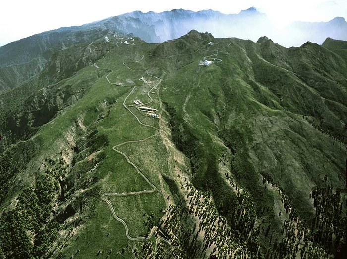 E-ELT site testing - Roque de los Muchachos / La Palma, Spain