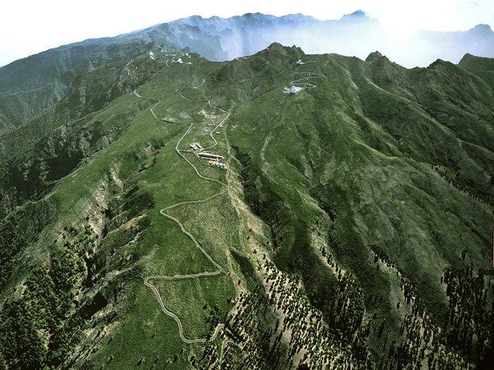 ELT site testing - Roque de los Muchachos / La Palma, Spain