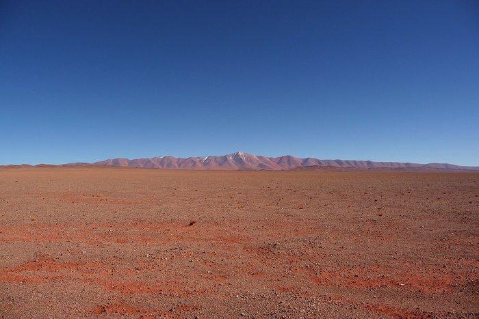 ELT site testing - Cerro Macon / Argentina