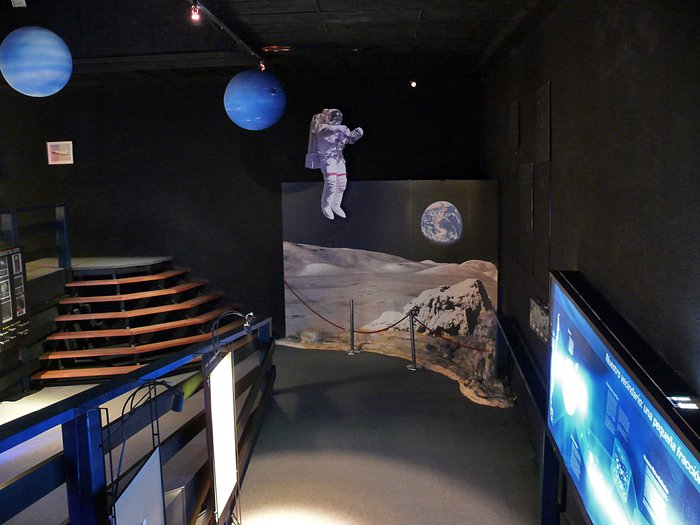 Astronomy Hall at the Science and Technology Museum