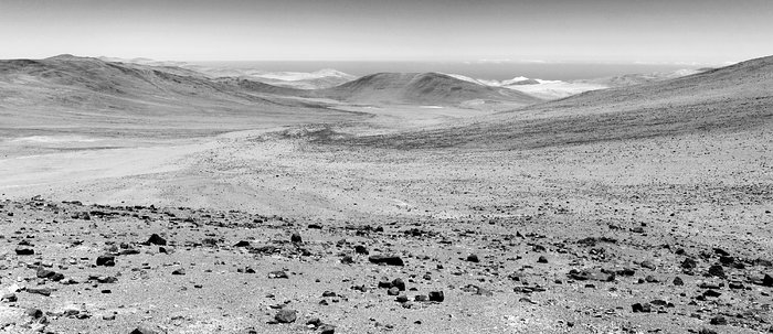 Chilean Atacama View