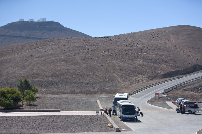 Paranal Bus Service