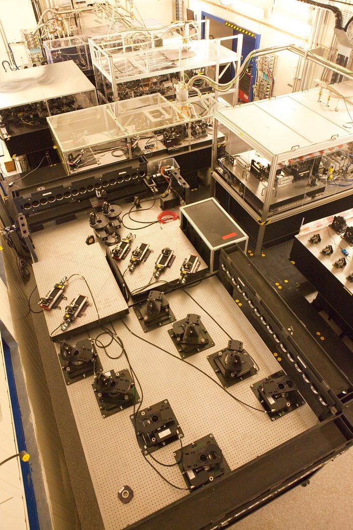 Paranal VLTI Lab