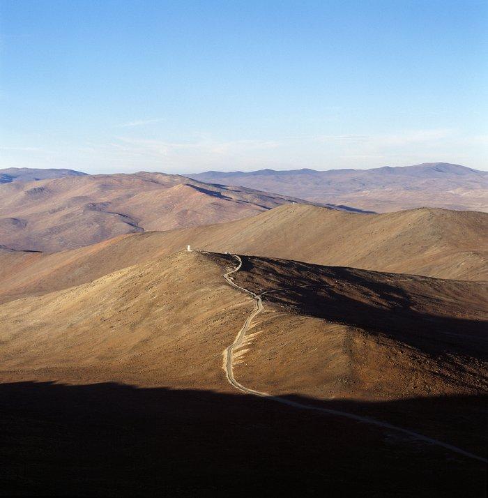 Mount Paranal