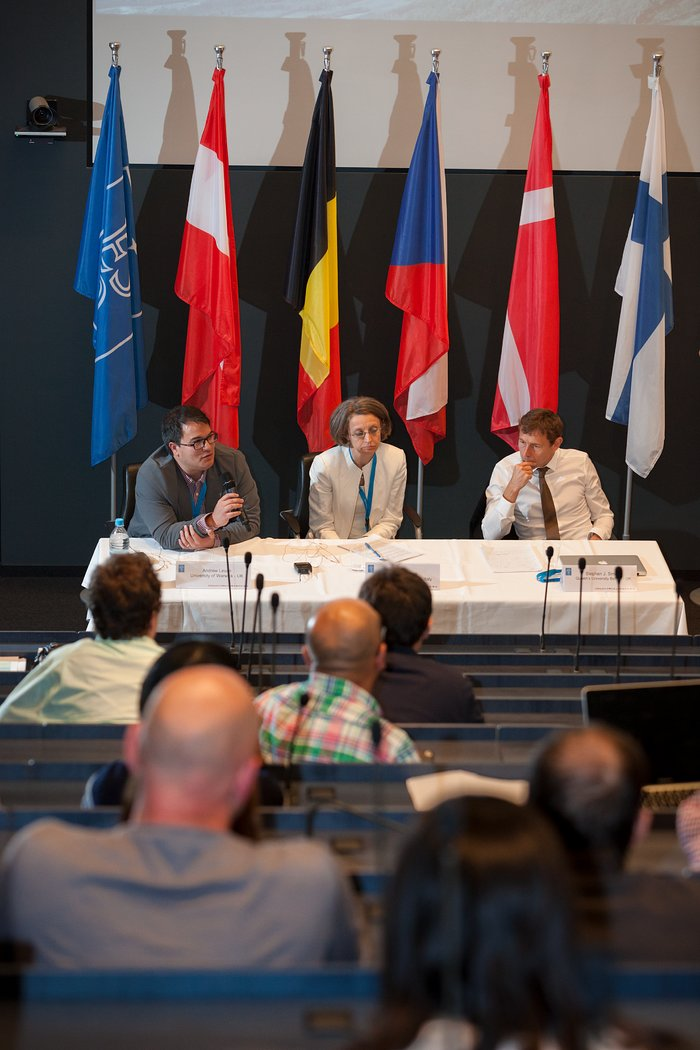 Q&A during ESO press conference announcing discovery of a neutron star merger