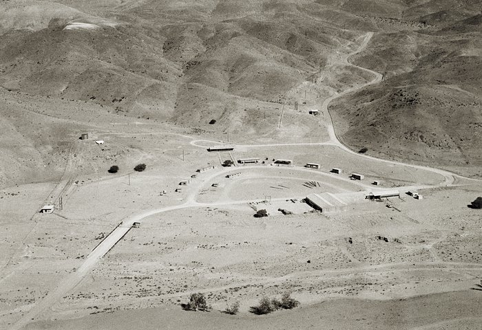 Pelicano: La Silla base camp, Oct1966