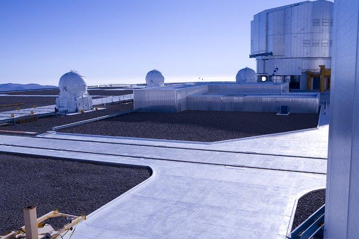 The observing platform