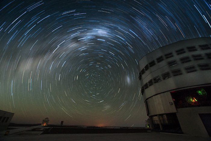 Starry Night at Paranal*