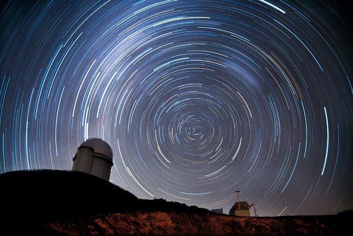 Starry La Silla