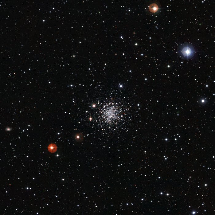white star cluster - photo #33