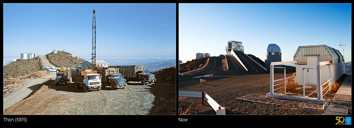 La Silla (side-by-side composite)