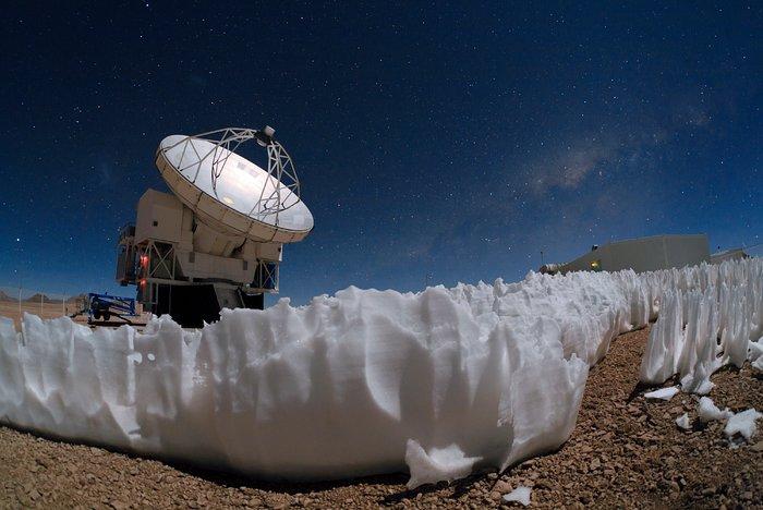 APEX'in Buzul Arkadaşları