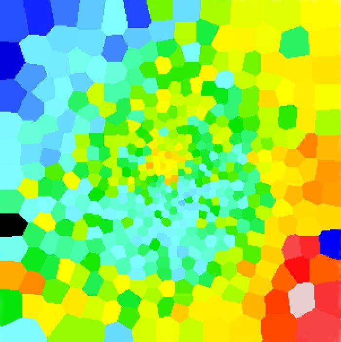 Cromodinámica galáctica