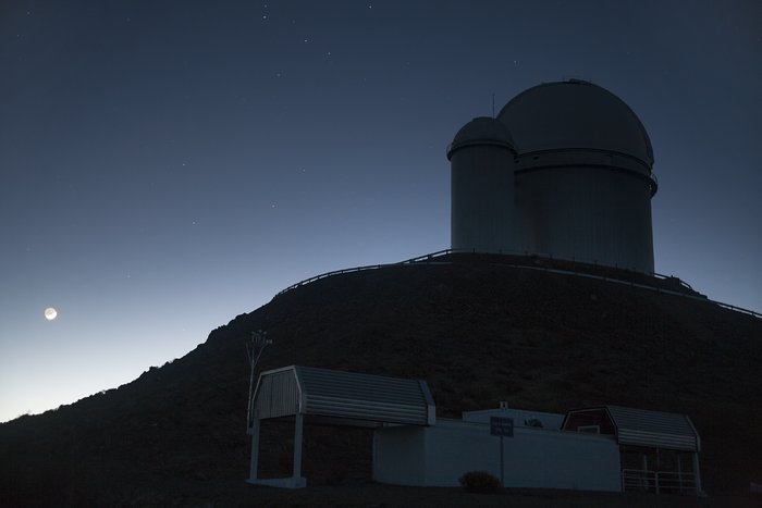 New dawn at La Silla