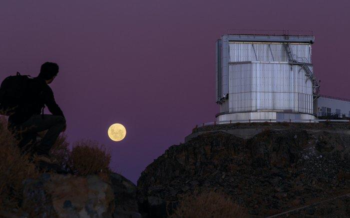 Три столпа астрономии