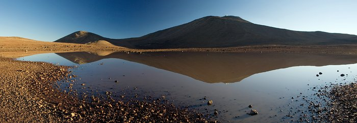 Reflections of Paranal