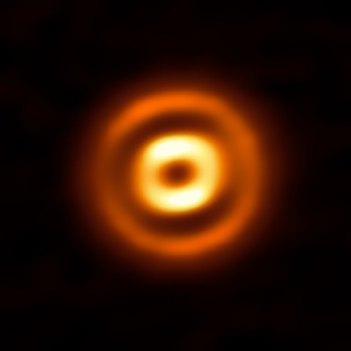 Spring Cleaning in an Infant Star System
