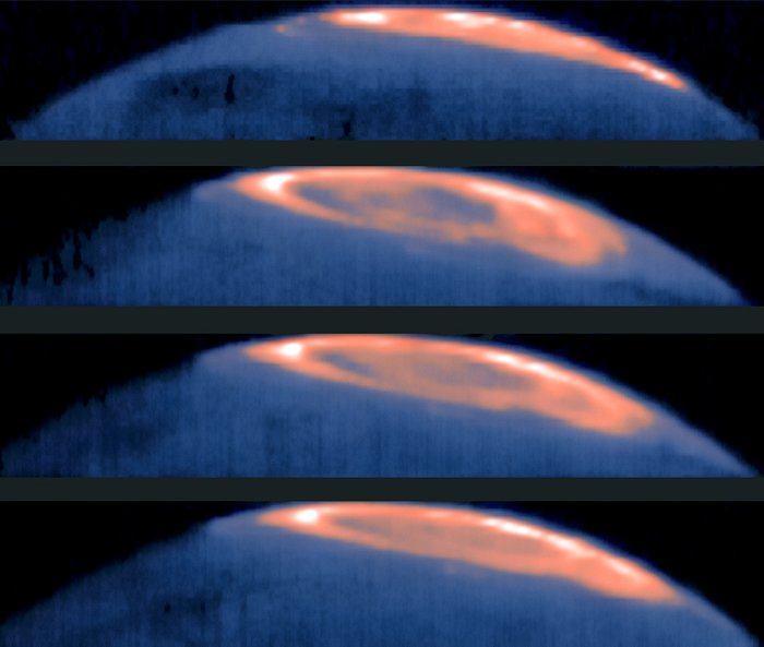 Great Cold Spot discovered on Jupiter