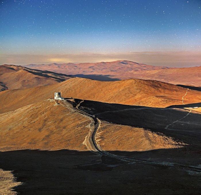 Vista u pustinji