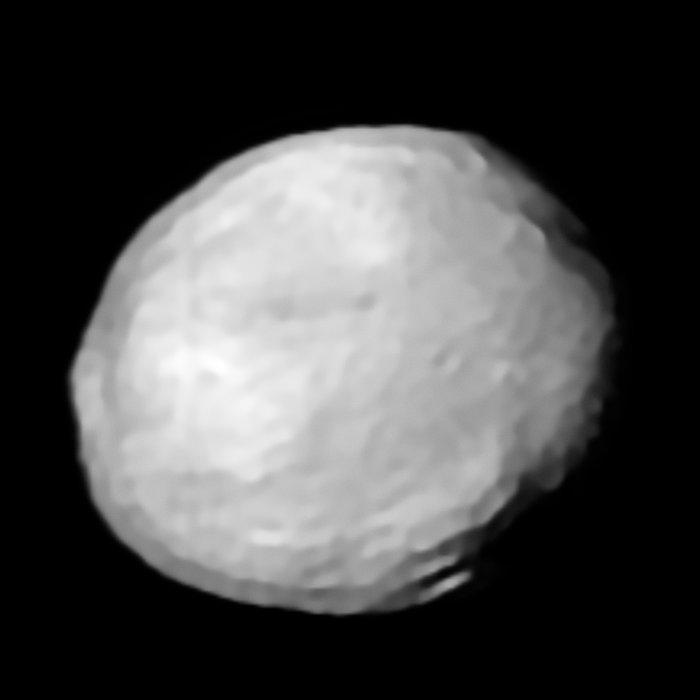 New SPHERE view of Vesta