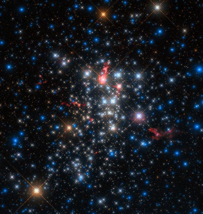 Estrellas parecidas a cometas