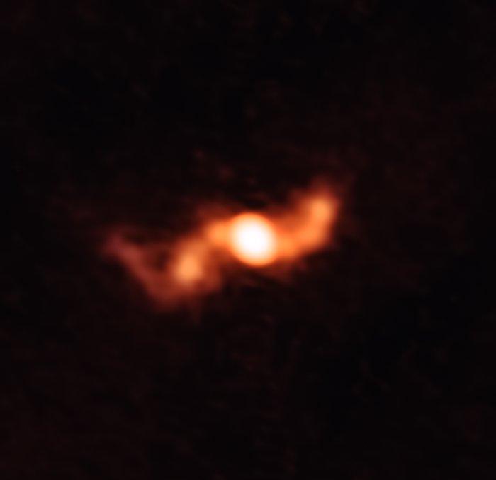 Ein Meilenstein in der Mikroquasar-Forschung