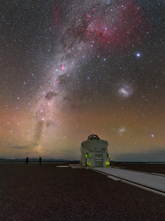 Okupljeni astrofotografi