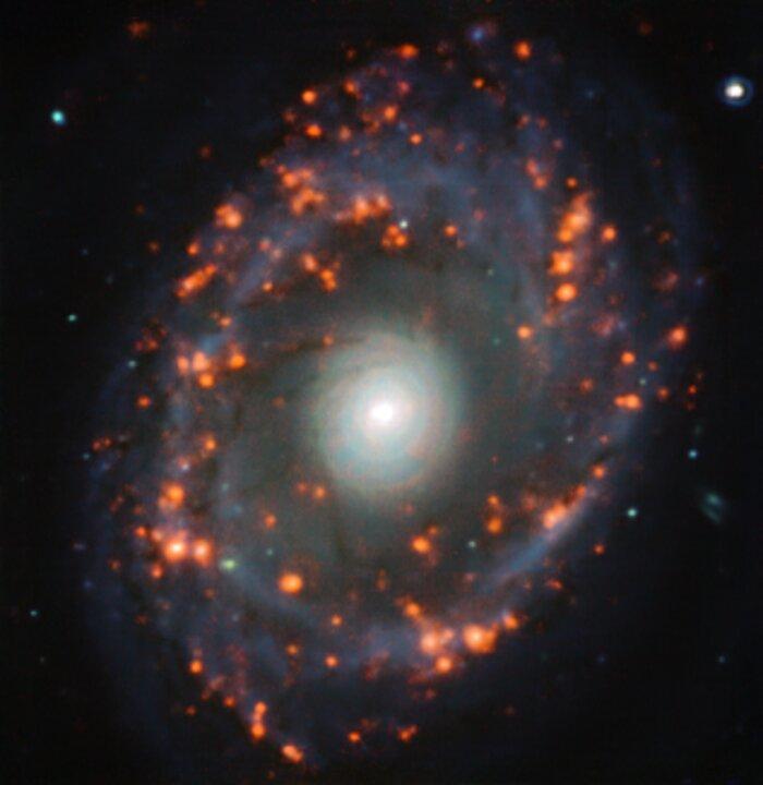 Zoom sulla formazione stellare