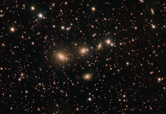 Un cuarteto cósmico