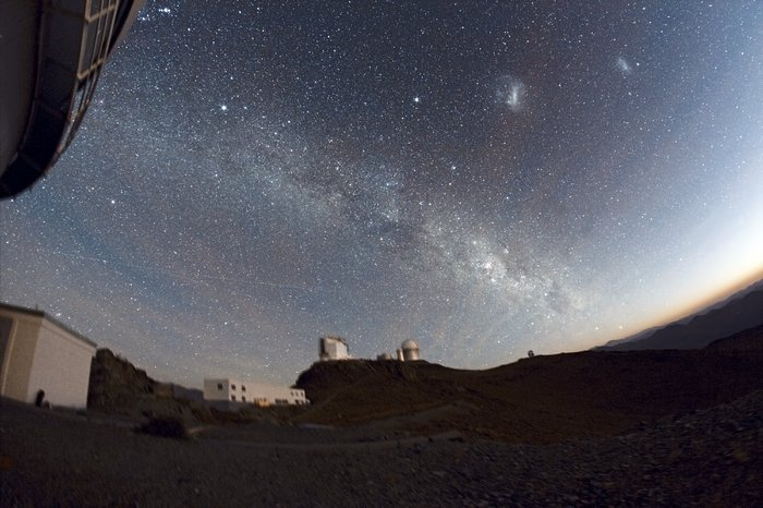 La Silla Under the Stars