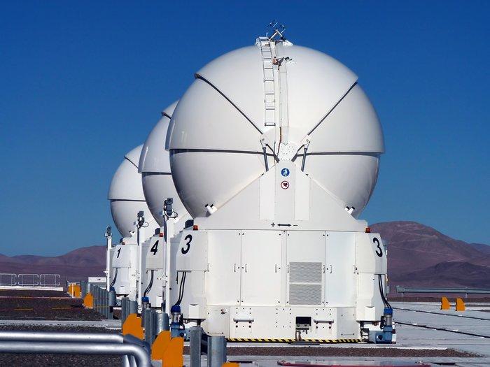 The VLT's Auxiliary Telescopes