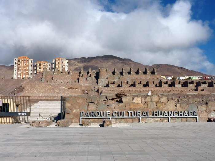 The Huanchaca Cultural Park