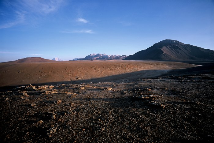 The Site for ALMA