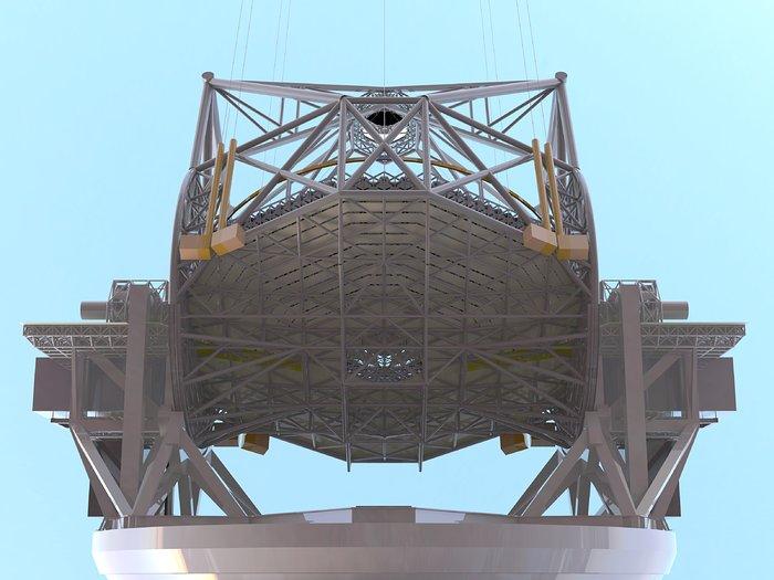 ELT 3D rendering
