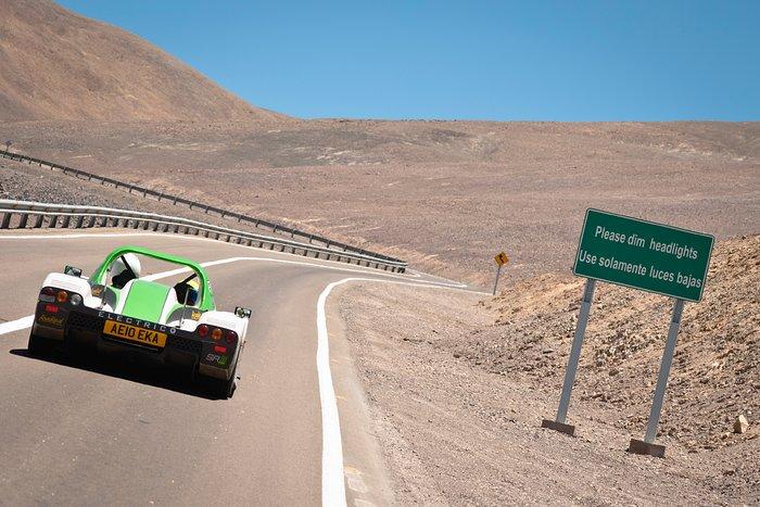 Racing Green Endurance