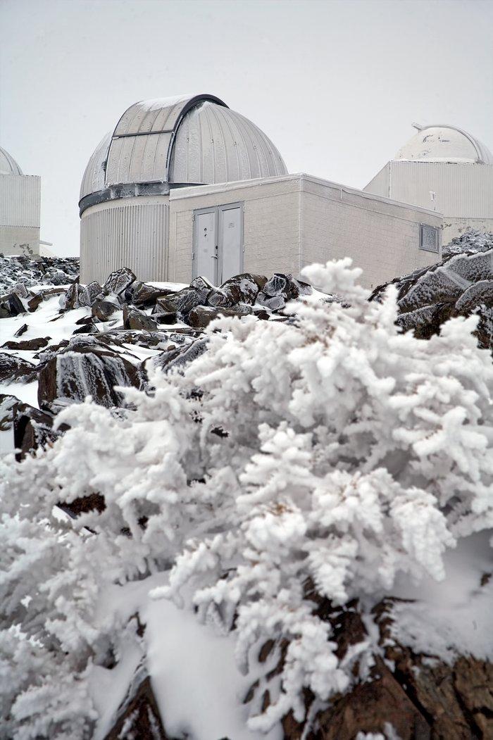 The TRAPPIST–South telescope at La Silla