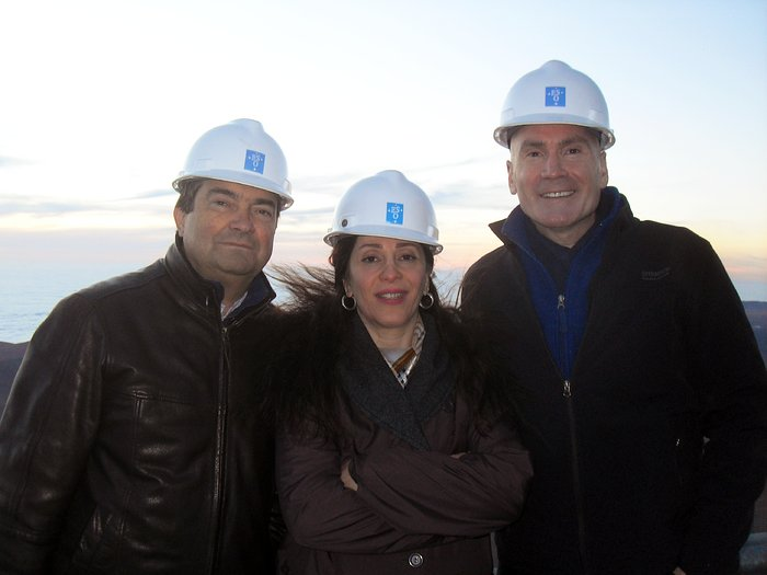 Ambassadors' Visit at Paranal