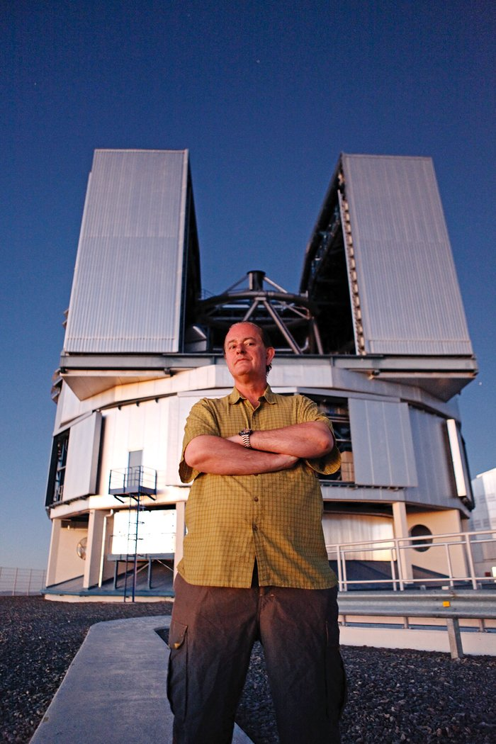 Martyn Ware at the VLT