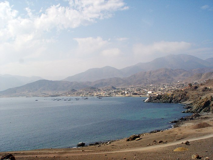 Coast of Taltal