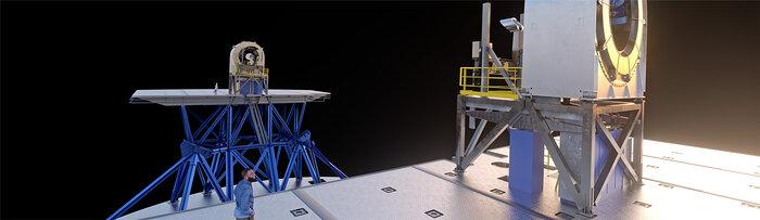 ELT Prefocal Station