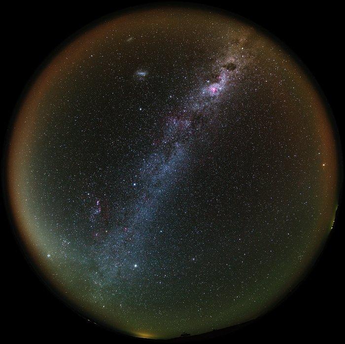 Galactic Atacama