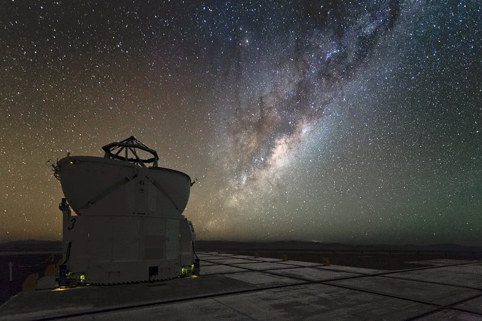 Our galaxy revealed with the VLTI